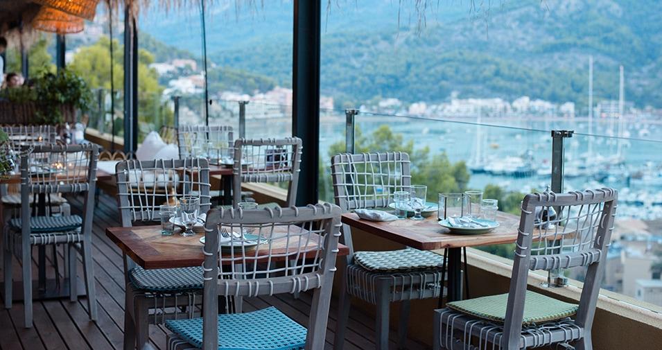 abcMallorca Business Lunch at NENI Restaurant
