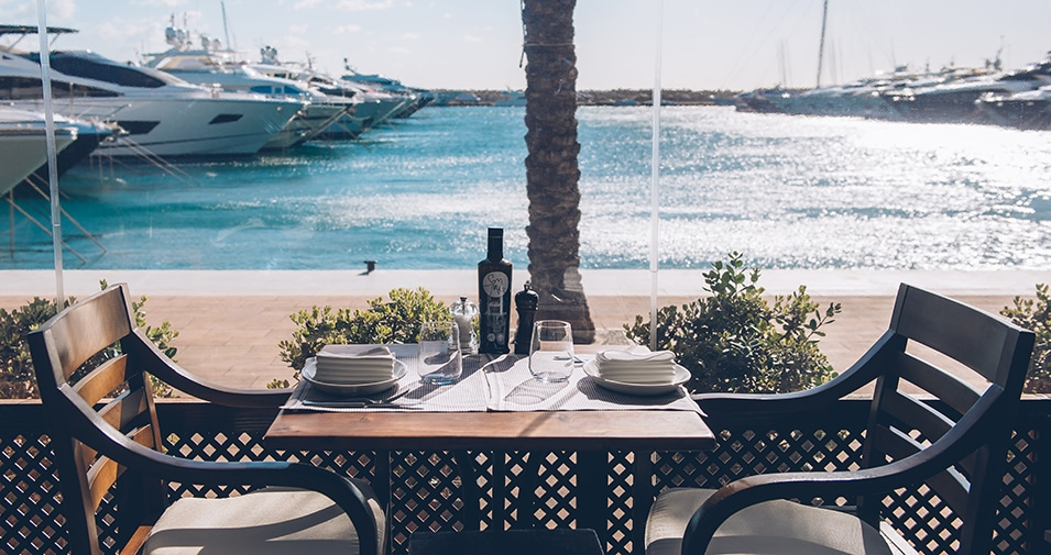 Los Mejores Restaurantes Frente Al Mar En Mallorca