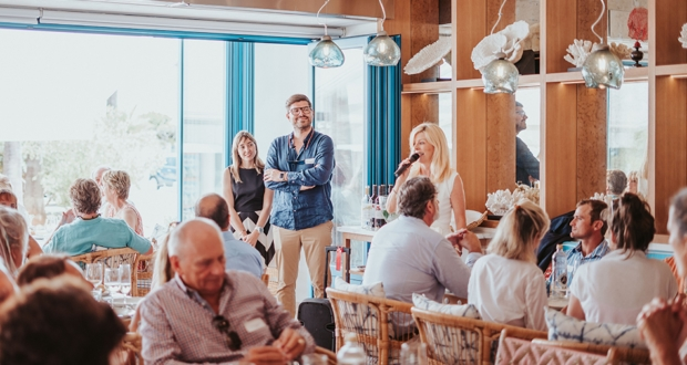 Salicornia hosts abcMallorca Business Lunch