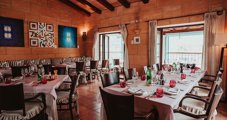 Das La Gourmeda veranstaltet abcMallorca Business Lunch