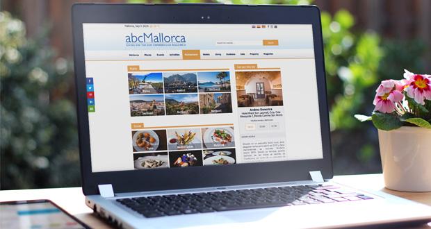 Mallorcas erstklassige Restaurants auf einen Klick.