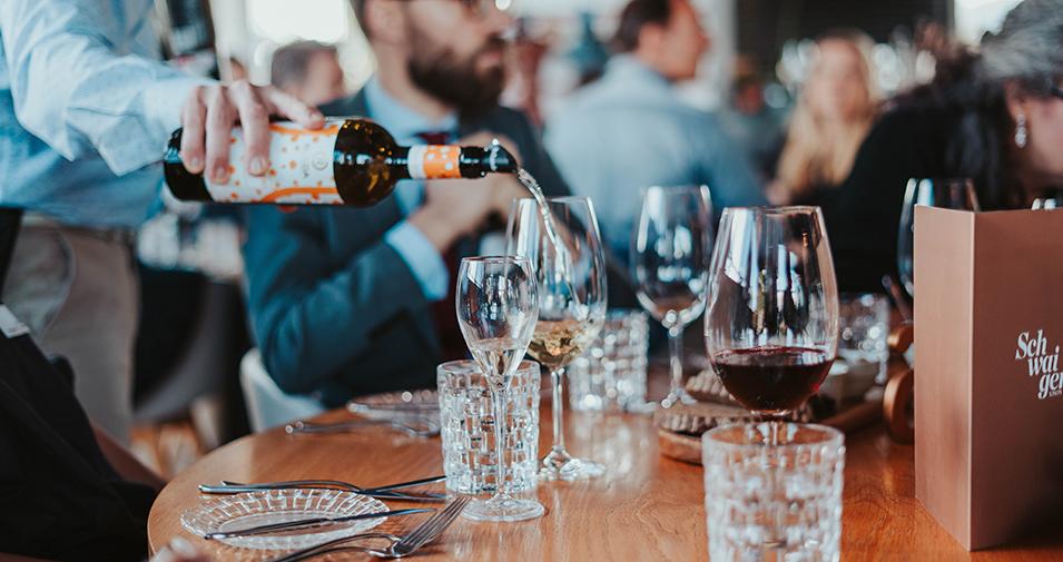 Das Schwaiger Xino's veranstaltet abcMallorca Business Lunch