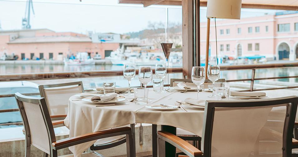 Restaurante Pesquero hosts abcMallorca Business Lunch