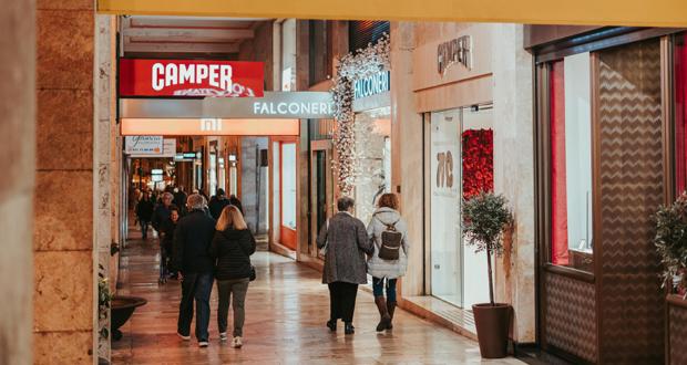 Shopping in Palma