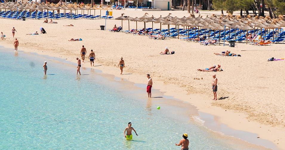 beaches in palmanova abcmallorca