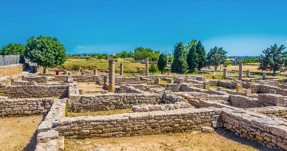 Roman City of Pollentia