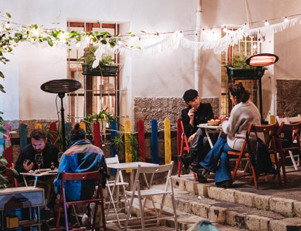 Toque de Queda Tapas bar in Palma