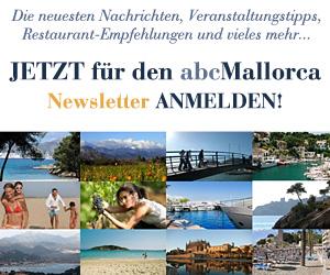 Jetzt für den abcMallorca Newsletter anmedlen